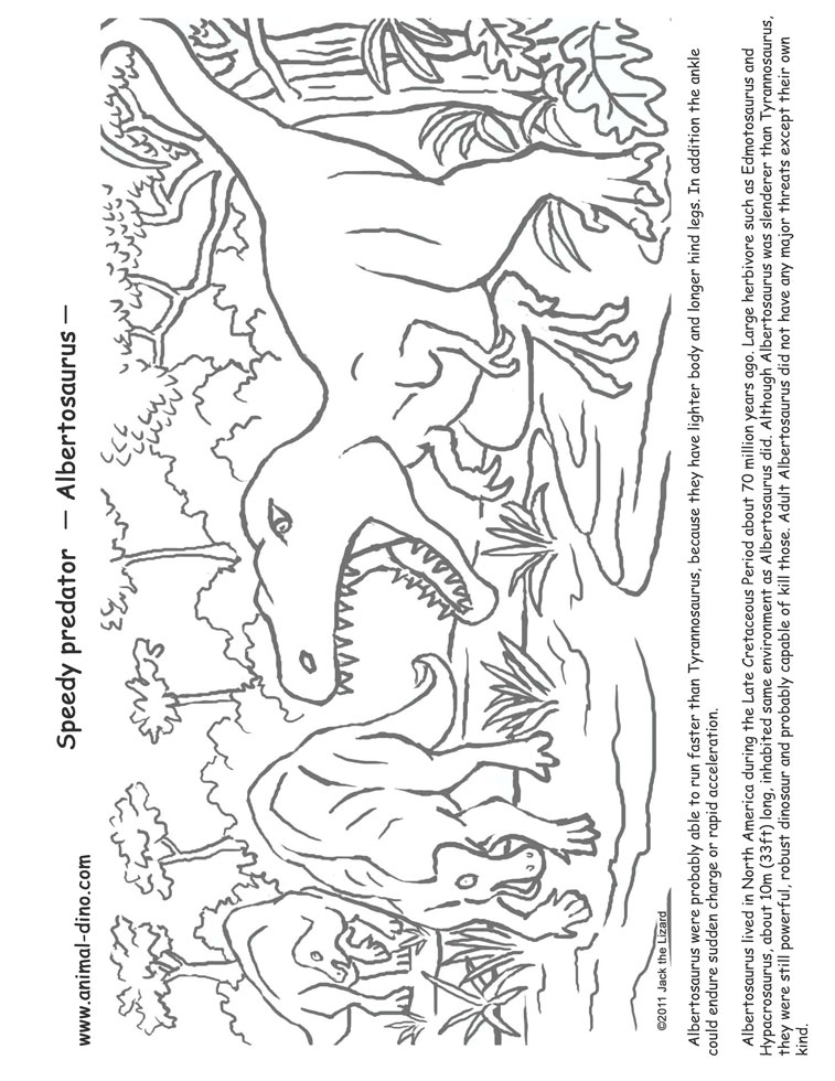 Dinosaur Coloring Pages – coloring.rocks! | 980x757
