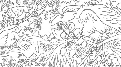 Flying Macaw Coloring Page Coloring Pages of The Macaws