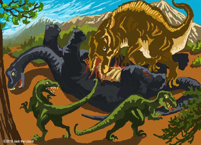 Acrocanthosaurus Vs T Rex Images amp Pictures Becuo