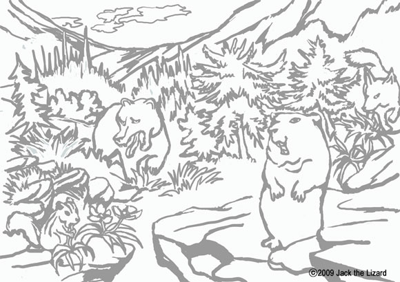 Amazing Coloring Pages For Your Kids