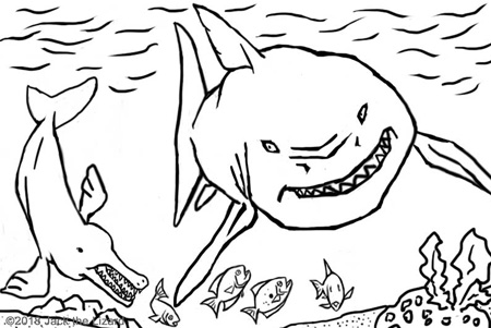 - Prehistoric Animal Coloring Pages - Jack The Lizard Wonder World